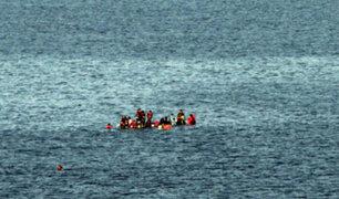 Mar Caribe: embarcación de Venezuela naufraga con más de 30 ocupantes
