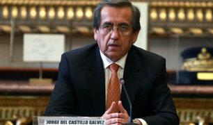Del Castillo: el Partido Aprista repudia y condena actos de Luis Nava