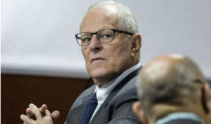 Fiscalía interrogó a PPK por investigación contra Alejandro Toledo