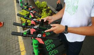 Miraflores anuncia medidas para restringir uso de scooters eléctricos