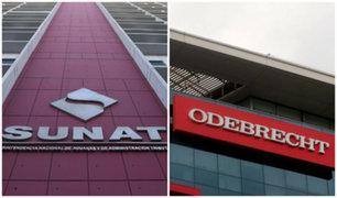 Sunat cobra deuda tributaria a Odebrecht por S/ 434 millones