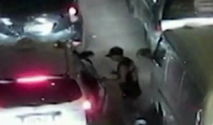 Rímac: capturan a banda de 'bujieros' que asaltaba en Puente del Ejército
