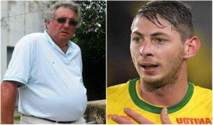 Emiliano Sala: padre de futbolista falleció de un paro cardíaco