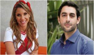 Alexandra Hörler y Luis Castañeda Pardo confirmaron su romance