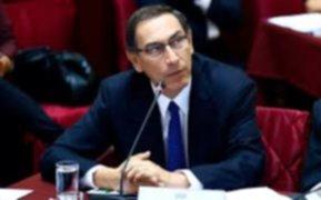 Presidente Vizcarra respalda labor de la Fiscalía y PJ en caso Lava Jato