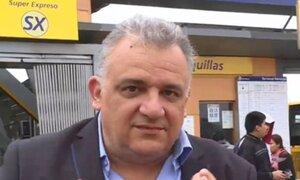 Gustavo Guerra García declinó ser nuevo titular del MTC
