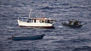 Naufragio de embarcación con venezolanos deja 2 muertos y 21 desaparecidos