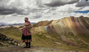Palccoyo: nueva montaña de colores en Cusco cautiva a turistas