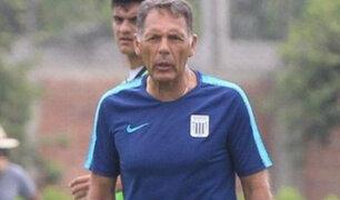 Alianza Lima: Miguel Ángel Russo dejó de ser técnico del cuadro blanquiazul