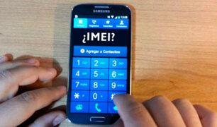 Ate: policía recupera cientos de celulares robados