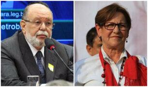 Pinheiro declaró ante fiscales por aporte a la campaña de la no revocatoria de Villarán