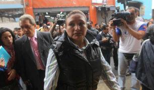 Caso Abencia Meza: Tribunal Constitucional declaró nula condena