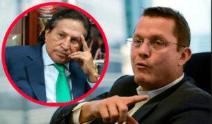 Barata afirma que Toledo le pidió mediar en pagos de más coimas por Interoceánica Sur