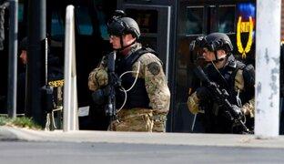 EEUU: un muerto y cuatro heridos deja balacera en sinagoga