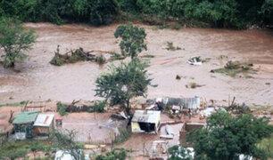 Mozambique: paso de ciclón Kenneth deja al menos 5 muertos