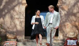 Reino Unido: crece expectativa ante nacimiento del bebé de Harry y Meghan