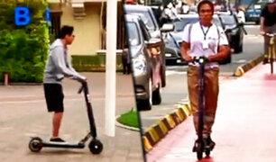 Los peligrosos efectos de la revolución del scooter eléctrico