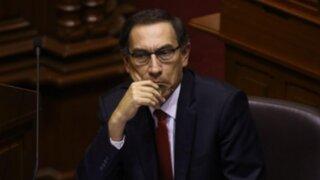 IEP: Respaldo a gestión de presidente Vizcarra cae al 42%