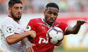 Peruanos en el extranjero: Jefferson Farfán anotó golazo para el triunfo del Lokomotiv
