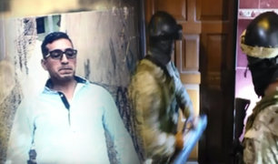 Operación San Cosme: Policía desintegró banda de extorsionadores en Gamarra