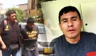 """La caída de """"los malditos de Sarita"""": policía los capturó a punto de robar un colegio"""