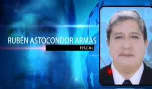 Fiscal investigado por presunto apoyo a traficantes de terrenos