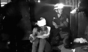 Cercado de Lima: golpean y acuchillan a mujer por resistirse a robo
