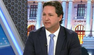 Salaverry niega complot contra PPK que implicaría a presidente Vizcarra