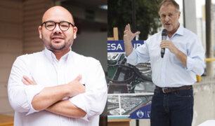 Diethell Columbus: Jorge Muñoz demuestra desconexión con la realidad