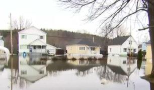 Canadá: declaran estado de emergencia en Ottawa tras inundaciones