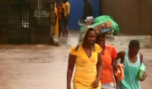 No cesan lluvias en Mozambique tras paso de ciclón 'Kenneth'