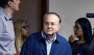 Luis Nava será recluido en penal Castro Castro para cumplir prisión preventiva