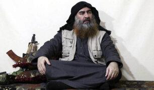 Siria: líder del grupo terrorista Estado Islámico reaparece en video