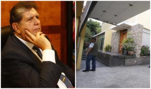 Fiscalía reconstruye en 4D cómo fue la muerte del expresidente Alan García