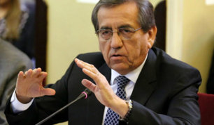 Jorge del Castillo cuestionó diligencia en casa del expresidente Alan García