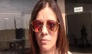 Jesús María: Patricia Alquinta fue asaltada en alrededores del Real Plaza Salaverry