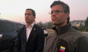 Perú respalda plenamente a Guaidó y rechaza dictadura de Maduro