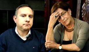 Jorge Villena: es hora que Susana Villarán enfrente a la justicia