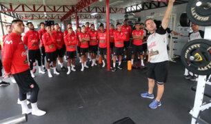 Selección Peruana sub 23 inició entrenamientos de cara a Lima 2019