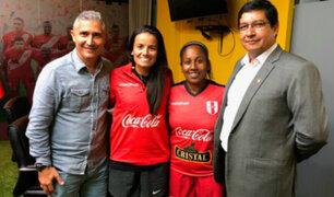 FPF se reunión con selección femenina de fútbol tras denuncia por trato desigual