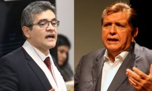 Alan García: PJ declaró improcedente pedido de fiscal Pérez para incautar su celular
