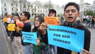 Municipio de Lima aprobó ordenanza que sanciona todo tipo de discriminación