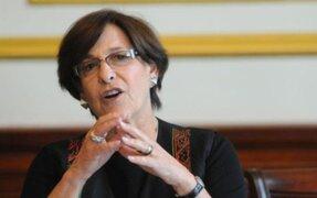 """Indira Huilca: """"Villarán tiene que responder a la justicia"""""""