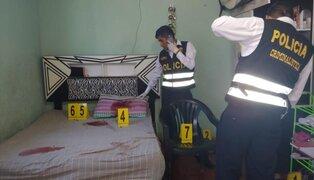 Asesinan de 14 balazos a la madre de 'Gringasho' de Virú mientras dormía