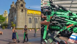 Miraflores multará a usuarios de scooters que incumplan reglamento