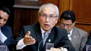 Caso Chávarry: Comisión Permanente analizará su destitución este martes 28 de mayo