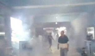 Polvos Azules: administración señala que avisó anticipadamente sobre fumigación