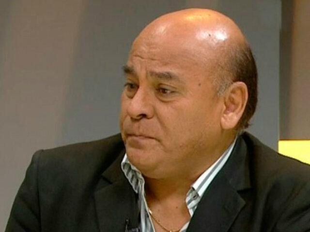 """César Campos: """"No debemos perder de perspectiva la defensa del modelo económico"""""""