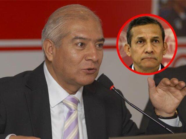 Pedraza califica de 'atropello' inclusión del Partido Nacionalista en investigación