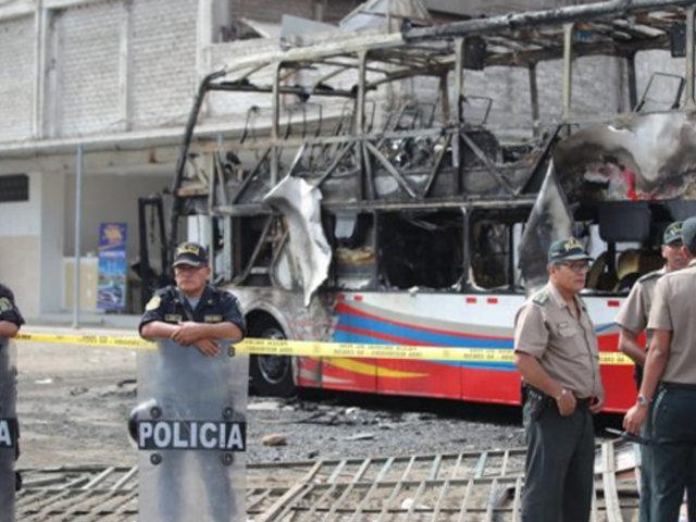 Incendio en terminal de Fiori: Indecopi confirma multa de S/ 3,3 millones a empresa responsable